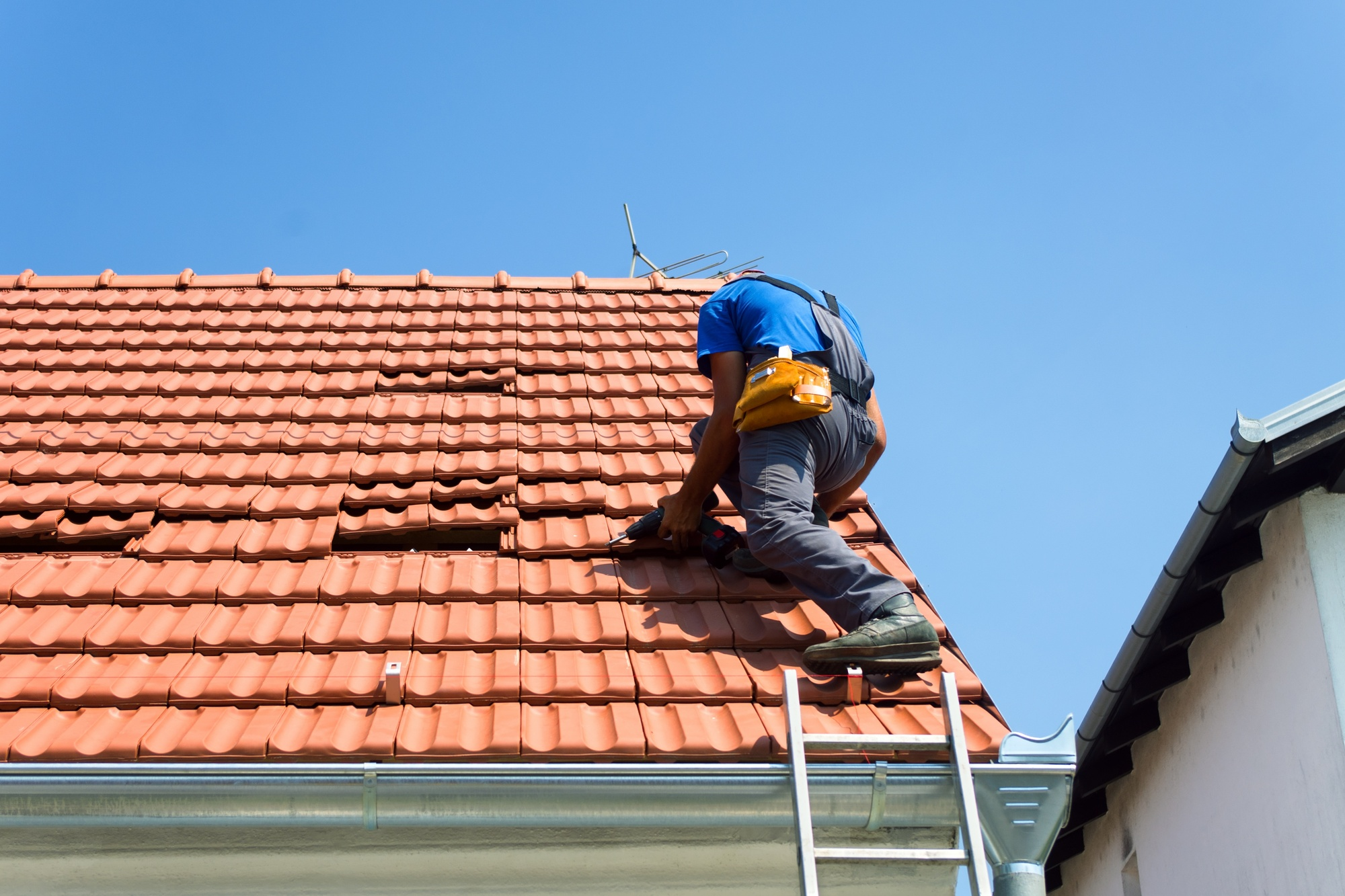 Roof Maintenance – Keep Roof In Tip-Top Shape